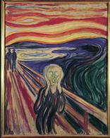 Der Schrei, Edvard Munch
