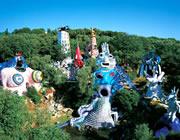 Tarot Garten, Niki De Saint Phalle